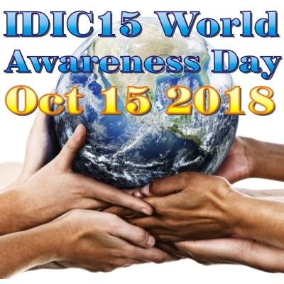 idic 15 world awareness day